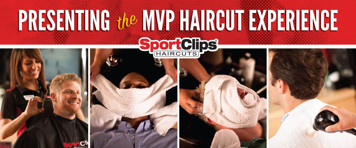 The Sport Clips Haircuts of Okemos MVP Haircut Experience